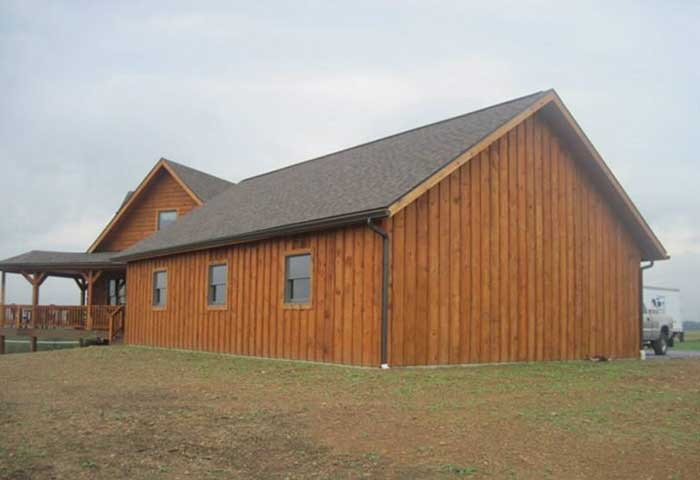 Two Story Horse Barns offered in Bucks County PA, Montgomery County PA, New Hope PA