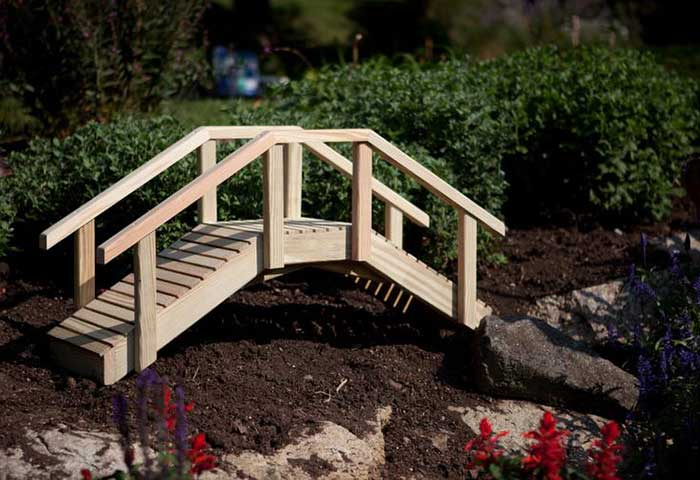 Custom Bridges offered in Bucks County PA, Montgomery County PA, New Hope PA