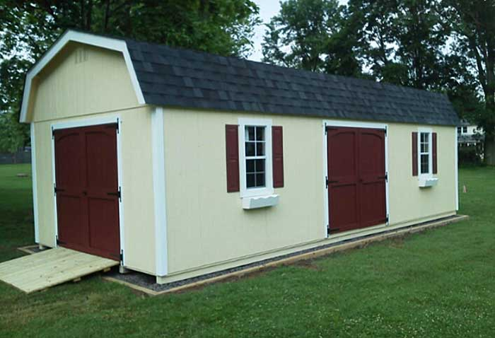 Sheds for your backyard in Bucks County, PA